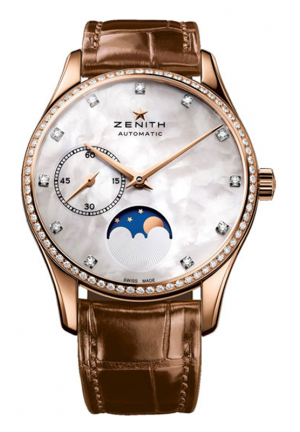HERITAGE ULTRA THIN MOONPHASE AUTOMATIC LADIES WATCH 33MM