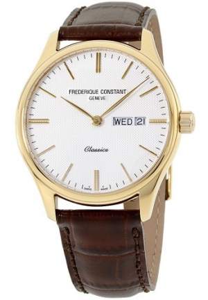 FREDERIQUE CONSTANT CLASSICS QUARTZ 40MM