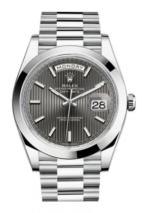 DAY-DATE 40 OYSTER 228206-0011, 40MM