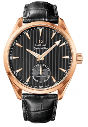 Omega Seamaster Aqua Terra XXL in 18K Orange Gold