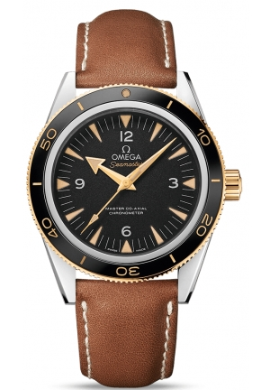 SEAMASTER 300 OMEGA MASTER CO-AXIAL 23322412101001, 41 MM