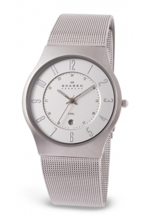 SKAGEN MEN'S WATCH, 233XLSS