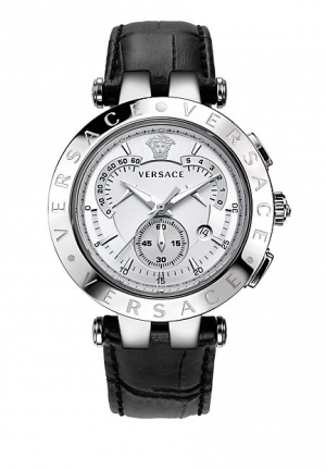 VERSACE V- Race Chrono 42mm,23C99D002-S009