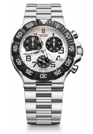 VICTORINOX SWISS ARMY Men's Summit XLT Chrono Watch 241339 42mm
