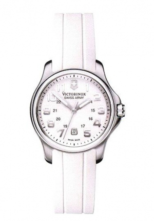 Women's Officer's White Dial Watch 241366 32mm