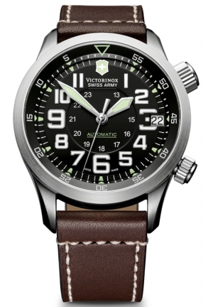 VICTORINOX SWISS ARMY Men's AirBoss Automatic Watch 241378 44mm