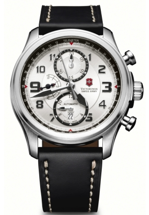 VICTORINOX SWISS ARMY Classic Infantry Vintage Automatic Men's Watch 241449 43mm