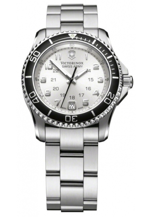 Women's Maverick Stainless Steel Bracelet Watch 241482 34mm