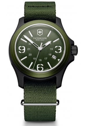 VICTORINOX SWISS ARMY Victorinox Swiss Army Men's Original Watch 241514 40mm