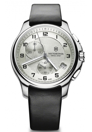 VICTORINOX SWISS ARMY Officer's Chrono Men's watch 241553 42mm