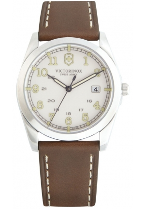 Infantry White Dial Mens Watch 241564 40mm
