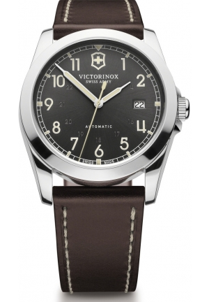 Infantry Automatic Black Dial Mens Watch 241565 40mm