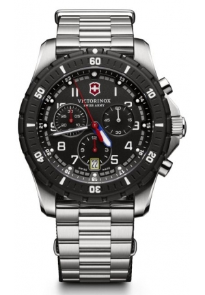 Victorinox Swiss Army Maverick Men's Stainless Steel Quartz Watch 241679