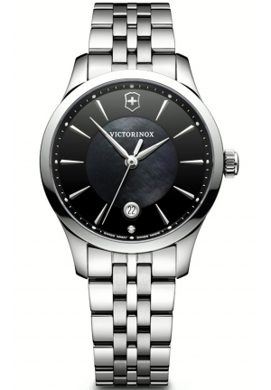 ALLIANCE SMALL STAINLESS LADIES WATCH 241751, 35MM