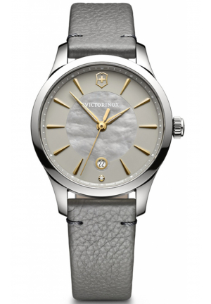 ALLIANCE SMALL STAINLESS LADIES WATCH 241756, 35MM