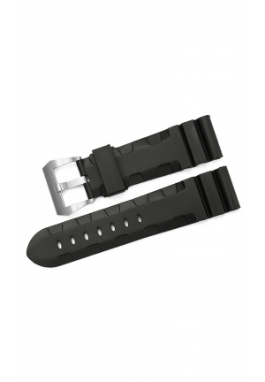 24mm Rubber Diver Replacement Watch Band