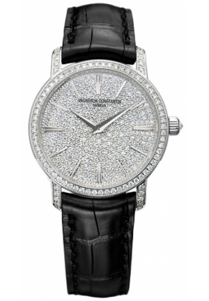 VACHERON CONSTANTIN Vacheron Constantin Series Patrimony Traditionnelle Quartz 25559/000g-9280, 30mm