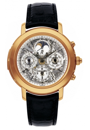 AUDEMARS PIGUET Jules Audemars Grand Complication 25996OR, 42mm