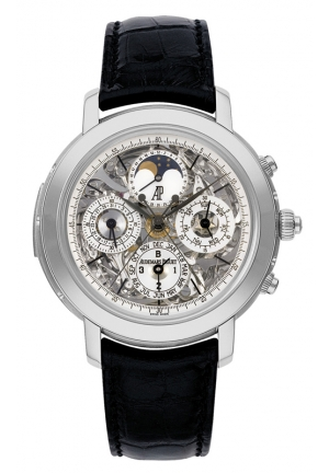 AUDEMARS PIGUET Jules Audemars Grand Complication 25996PT, 42mm