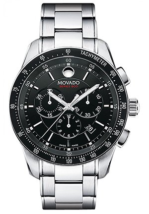 MOVADO SHARE PRINT Series 800, 43mm