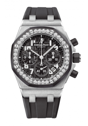 AUDEMARS PIGUET Royal Oak Offshore Ladies Chronograph 26048SK, 37mm