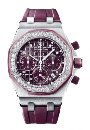 AUDEMARS PIGUET Ladies Royal Oak Offshore Ladies 26048SK, 37mm