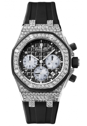 AUDEMARS PIGUET Royal Oak Offshore Ladies 26092CK, 37mm