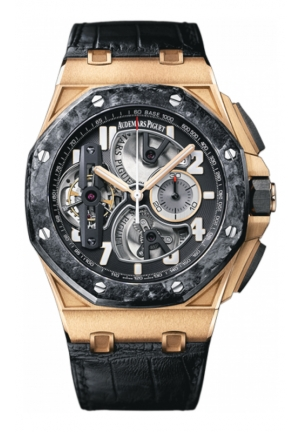 AUDEMARS PIGUET Royal Oak Offshore Tourbillon Chronograph 26288OF, 44mm