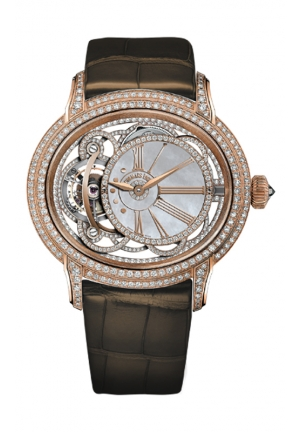 AUDEMARS PIGUET Ladies Millenary Tourbillon 26354OR45mm