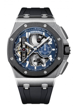 AUDEMARS PIGUET Royal Oak Offshore Tourbillon Chronograph 26388PO, 44mm