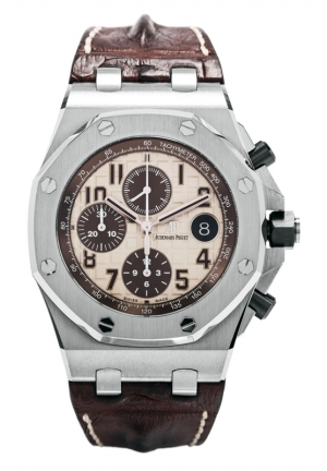 AUDEMARS PIGUET Royal Oak Offshore Chronograph 26470ST, 42mm
