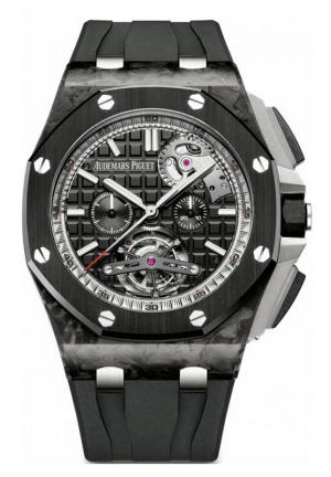 AUDEMARS PIGUET Royal Oak Offshore Self Winding Tourbillon Chronograph 26550AU, 44mm