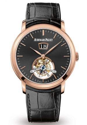 AUDEMARS PIGUET Jules Audemars Large Date Tourbillon 26559OR,41mm