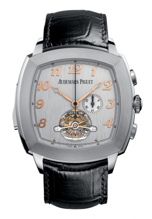 AUDEMARS PIGUET Minute Repeater Tourbillon Chronograph 26564IC, 44mm