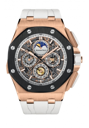 AUDEMARS PIGUET Grande Complication Royal Oak Offshore 26571RO.OO.A010CA.01 26571RO, 44mm