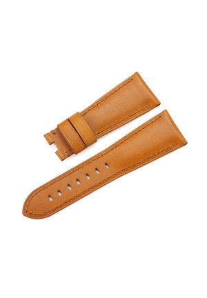 26mm Genuine Leather Watch Band
