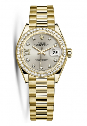 Rolex Datejust Datejust 28 mm Yelow Gold 279138rbr-0001