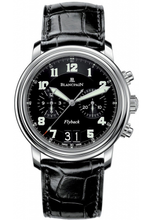 LEMAN FLYBACK CHRONOGRAPH & BIG DATE 40MM