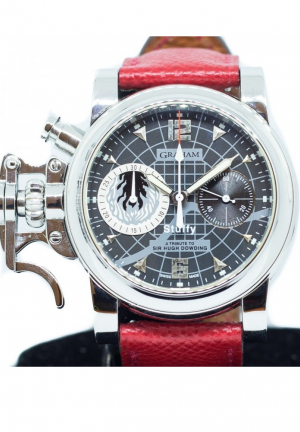 "Graham Chronofighter ""Stuffy"" Limited Edition"