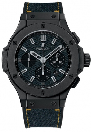 HUBLOT Big Bang Dark Jeans Ceramic 44mm
