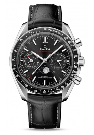 SPEEDMASTER MOONWATCH OMEGA CO-AXIAL MASTER CHRONOMETER MOONPHASE CHRONOGRAPH 30433445201001, 44.25 MM