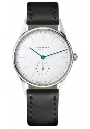 Nomos Glashuette Orion 309, 35mm