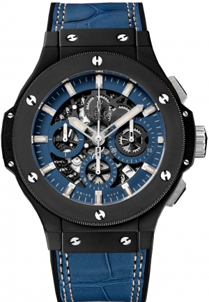 HUBLOT Big Bang Aero Bang Denim 44mm