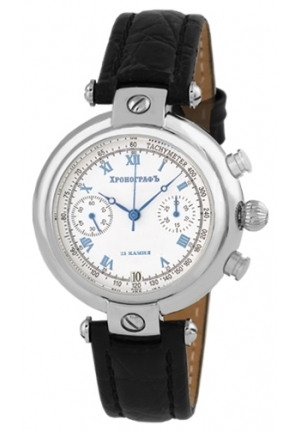 Mechanical chronograph Poljot President