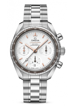 SPEEDMASTER 38 CO-AXIAL CHRONOGRAPH STAINLESS MEN'S WATCH 32430385002001