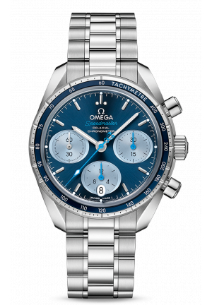 SPEEDMASTER 38 CO-AXIAL CHRONOGRAPH 38 MM ORBIS 32430385003002