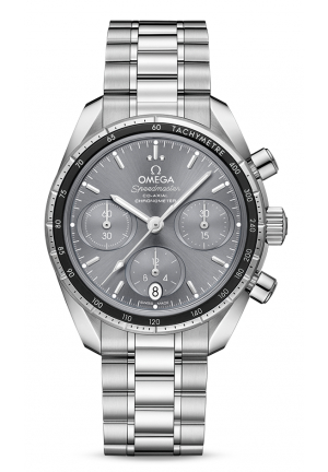 SPEEDMASTER 38 CO-AXIAL CHRONOGRAPH STAINLESS MEN'S WATCH 32430385006001