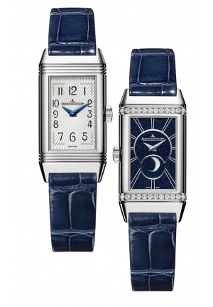 REVERSO ONE DUETTO MOON LADIES WATCH 3358420, 40.1 X 20MM