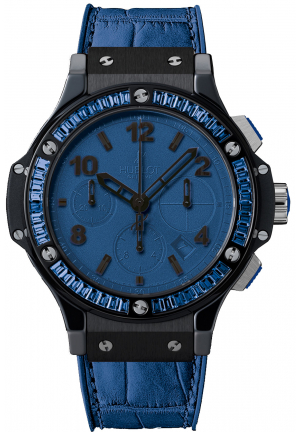 Hublot Big Bang 41mm Black Tutti Frutti  341.CL.5190.LR.1901