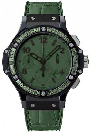 Hublot Big Bang 41mm Black Tutti Frutti 341.CV.5290.LR.1917